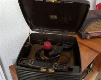 Vintage 45 Record Player - $25