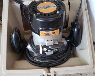 Craftsman Router