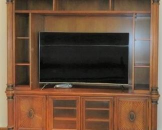 Modern Wall Entertainment Center