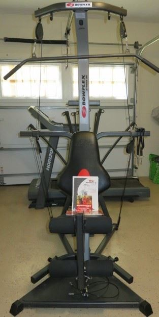 Bowflex Xtreme SE Home Gym Workout