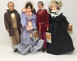 4 Gone With the Wind Dolls by World Doll (#3) https://ctbids.com/#!/description/share/370728