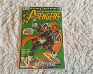 Avengers 196 Taskmaster Comic Book
