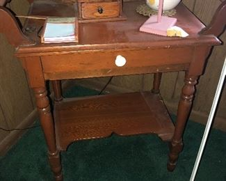 Antique wash stand 55.00