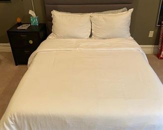 West Elm full size bed $300
