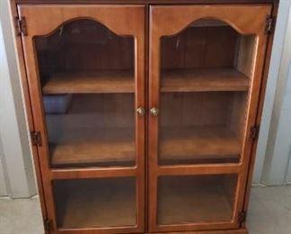 Well-Built Library Cabinet https://ctbids.com/#!/description/share/371952