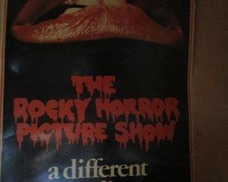 Vintage Posters - Rocky Horror - Beatles - Pulp Fiction