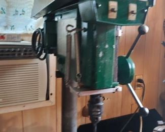 Item 1: Atlas Drill Press - Model # 1421 $450.