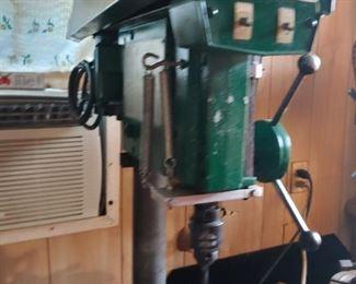 Item 1: Atlas Drill Press - Model # 1421 $450.