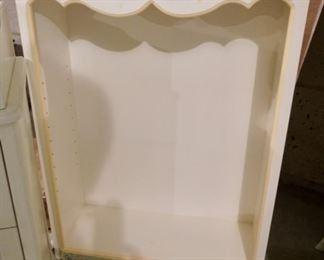 $125 Noah's Ark Bureau & Bookcase