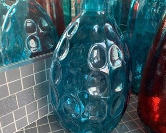 Glass bottle, $20