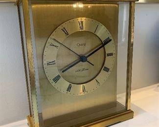 Seth Thomas mantle clock - $35 or best offer.
