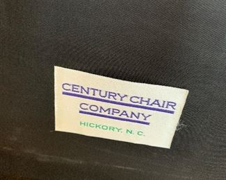 """Century Chair Co. oriental empire chairs (pair) (31""""W x 22.5""""D) - $450/each or best offer."""