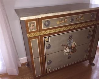 Painted Chest: $795