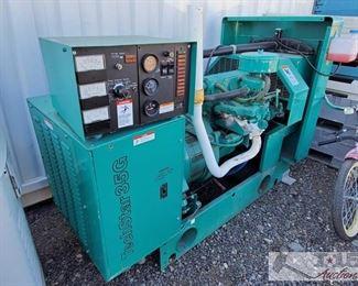 50-TechStar 35G Generator 384 Hours 91267