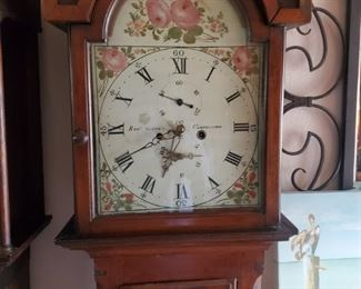 Grandfather Clock, $1800