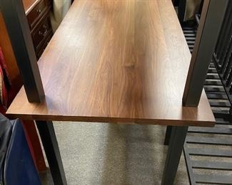 "Room and Board Parsons Desk/Table...we have 2!!!  70L x 30w x 29.5""h   $500ea  (Retail for $1050)"