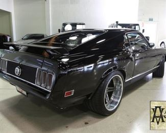 This 1970 Ford Mustang Mach 1 is up for bids at auction.  Visit www.aikenvintage.com and click on current auctions.  If you have questions, please feel free to email or call