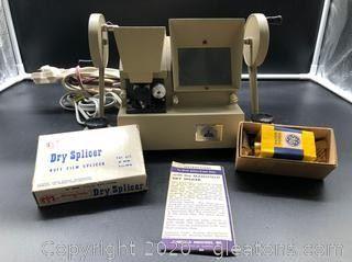 Antique Film Splicer