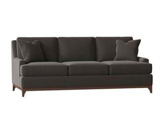 Wayfair Custom Upholstery Spinnsol Iron Kaylyn Sofa