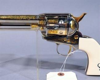 "America Remembers ""George S Patton Jr Tribute Revolver"" Colt Single Action Army .45 LC Revolver SN#"