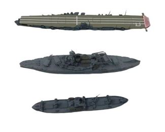 6. Neptune Miniature Model Ship Collectible Pieces