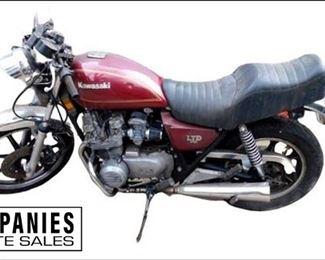 Harley Davidson Estate Sale Company