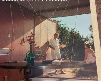 Julius Shulman: Modernism Rediscovered (3 Volume Set), Taschen, 2007. ISBN 9783822842874. With Owner Bookplate. $275.