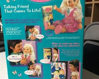 Play Zone Mirabelle Doll Continued