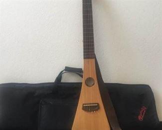 Martin Guitar Co. Backpacker Nylon String Acoustic Guitar