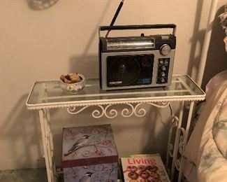 Iron stand $30 29x16x16