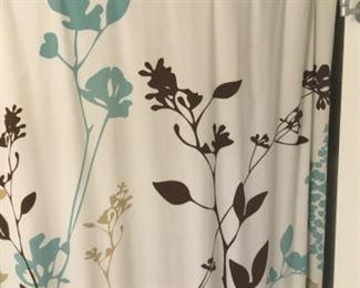 Shower curtain 15.