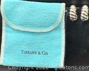 Tiffany Clip Earrings