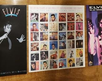 Elvis 5 DVD set and more $30.00.  (Picture 2)
