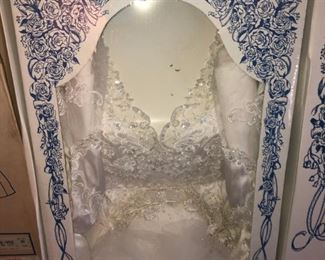 Wedding dress $20