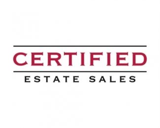 certified estate sales small