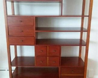 One-of-a-kind ... Room divider unit ... Pulls from either side ... $550