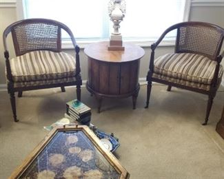 2 chairs - $125 each ($225) for the pair)