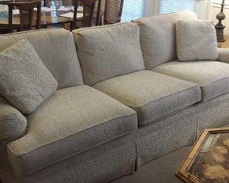 "Sofa - $275 - 87"" x 35"" - thomasville sofa"