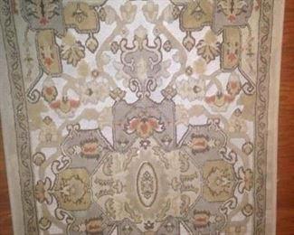 Small rug - 2 feet x 3 feet 7 inches