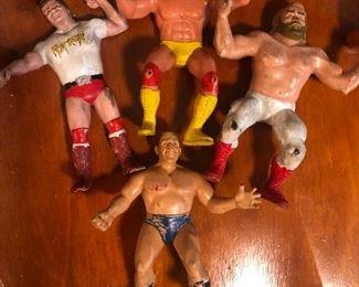 Vintage LJN WWF Wrestling Figures LOT of (hulk hogan!) $2 each