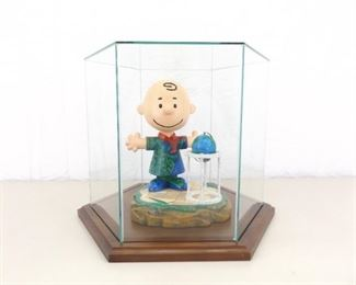 RARE One of a Kind Model of the 3M Foundations Commissioned Charlie Brown Statue