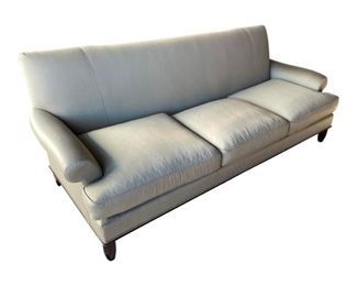 Baker Contemporary Rolled Arm Sofa $2,995 DIMENSIONS 85ʺW × 35ʺD × 33.5ʺH 18.5 Inches Seat Height
