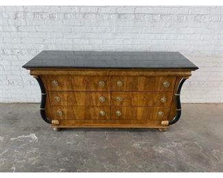Pulaski Furniture Marble Top Dresser $1,995 DIMENSIONS 64ʺW × 21ʺD × 34ʺH