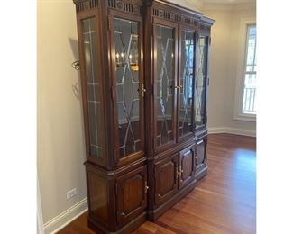 Traditional Century Furniture China Cabinet $1,995 DIMENSIONS 72ʺW × 18ʺD × 85ʺH