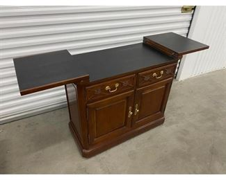 Traditional Century Furniture Traditional Buffet $1,295 DIMENSIONS 38ʺW × 18ʺD × 33ʺH