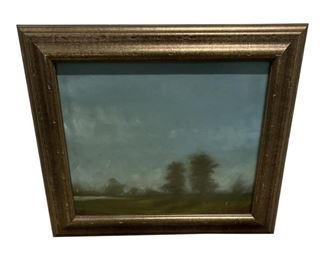 Landscape Print on Canvas in Frame $249 DIMENSIONS 26ʺW × 1ʺD × 23ʺH