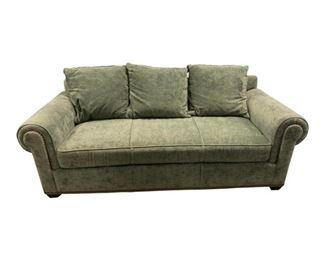 Swaim Furniture Contemporary Down Filled Sofa $3,495 DIMENSIONS 90ʺW × 39ʺD × 33ʺH