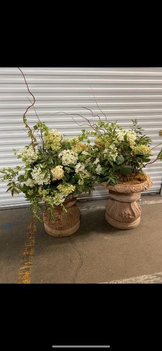 Flower Pots $400