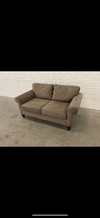 Walter E Smith Love Seat $450
