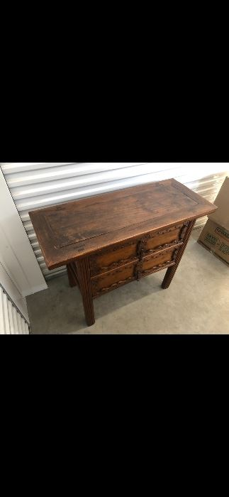 Console Table $550